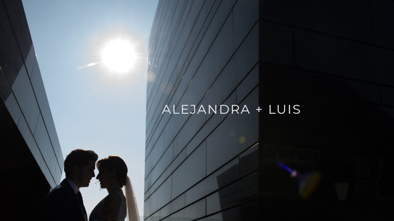 Video de boda en Gran Hotel y Santa Engracia Zaragoza - NANANAVIDEO - NANANA VIDEO 2018
