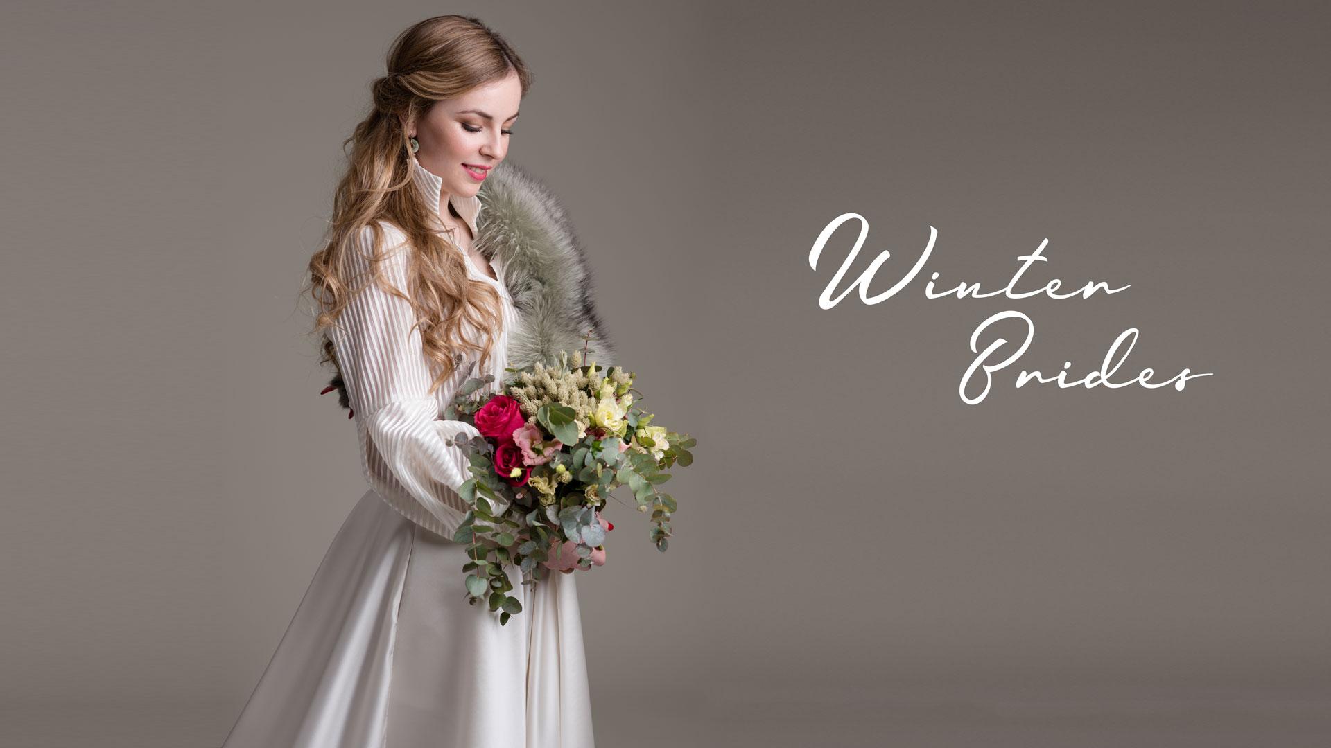 Video novia de invierno - video editorial WINTER BRIDES - nanana video - video boda zaragoza