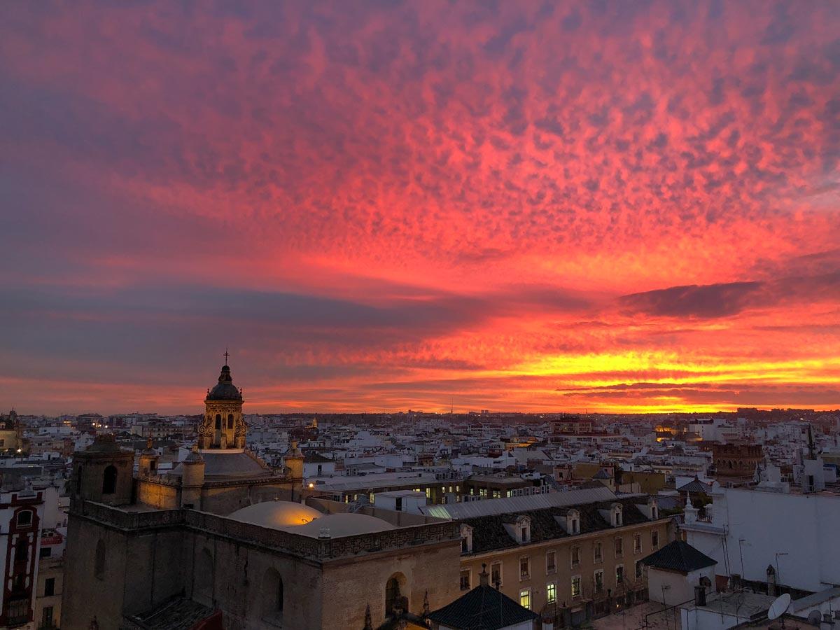 Sevilla Travel Vlog - Mirador de Metropol / Las Setas - Video de sevilla turismo