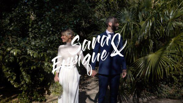 vídeo de boda en palacio de villahermosa (pedrola) - NANANA VIDEO