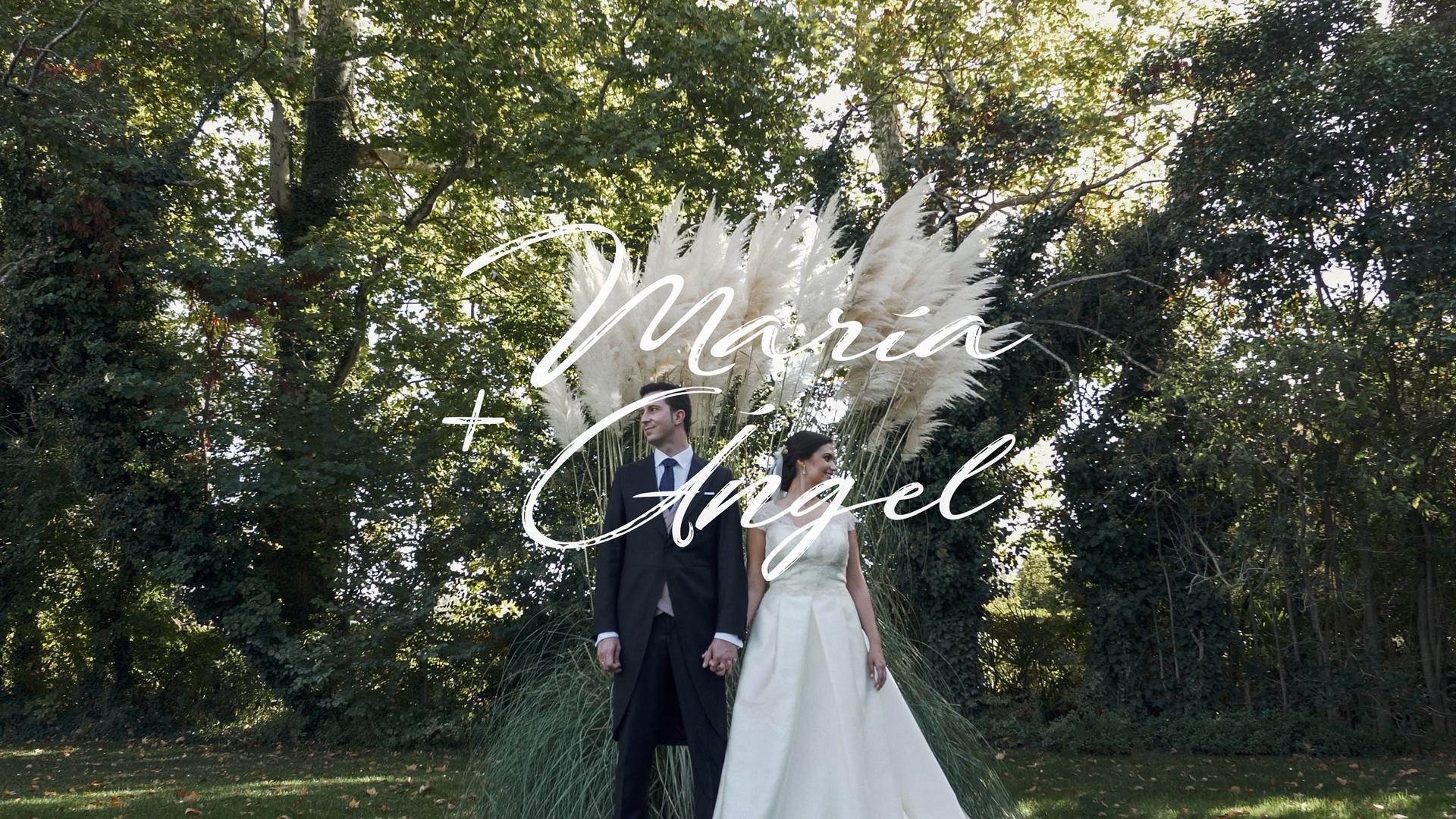 Vídeo de boda Palacio de Villahermosa - NANANAVIDEO