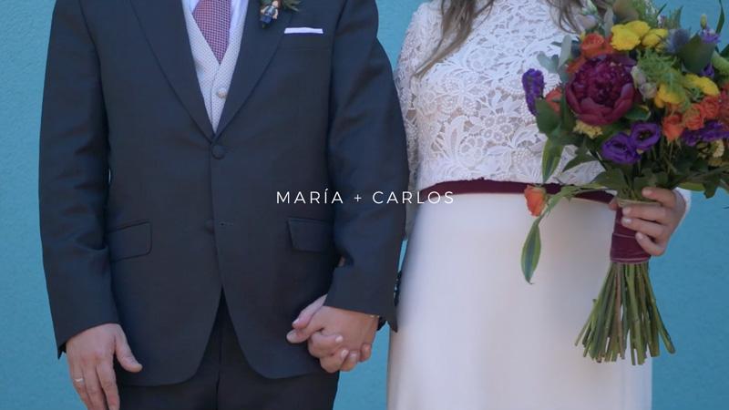 Video boda Zaragoza - Videógrafos de Zaragoza - Video boda Hiberus - María y Carlos - NANANAVIDEO 2018