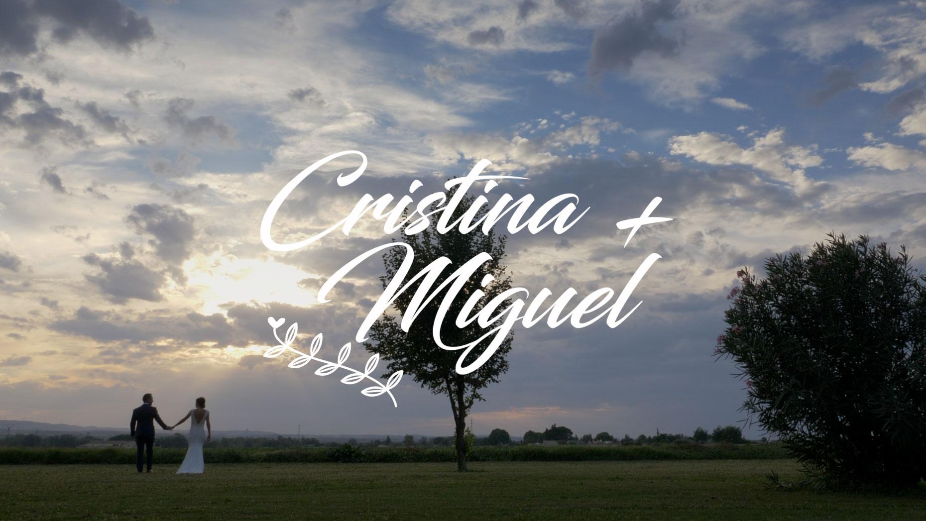 video de boda en soto de bruil zaragoza | NANANA VIDEO | NANANAVIDEO - Cristina y Miguel