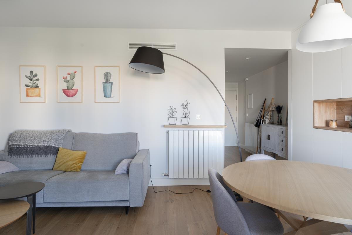 Fotografía de pisos Zaragoza - fotografía de reformas en Zaragoza